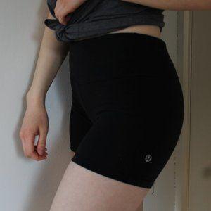 Lululemon Bike Style Shorts